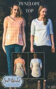 Penelope Top - Sew Liberated Sewing Pattern
